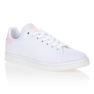 BASKET ADIDAS ORIGINALS Baskets Stan Smith Femme Blanc