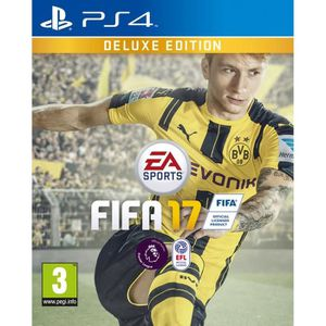 JEU PS4 FIFA 17 Deluxe Edition (PS4)