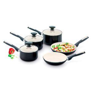 BATTERIE DE CUISINE GreenPan Sofia Lot de 5 poêles et casseroles pour