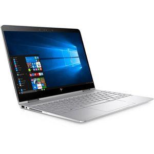 "Vente PC Portable HP - PC Portable - Spectre X360 13-ac011nf - 13,3"" - RAM 4Go - Intel Core i5 - 128 Go SSD - Intel HD Graphics 620 - Windows 10 pas cher"
