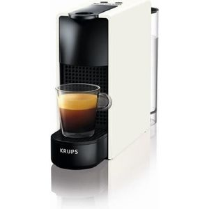 MACHINE À CAFÉ NESPRESSO Essenza Mini Machine à dosettes Blanc KR