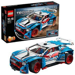 ASSEMBLAGE CONSTRUCTION Lego Technic Rallye Building Blocks voiture pour l