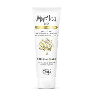 HYDRATANT VISAGE MARILOU BIO -  Crème Anti Rides  à l'huile d'Argan
