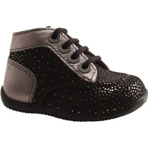BOTTILLON KICKERS-BONBON-BOTTILLON  LACAGE-NOIR