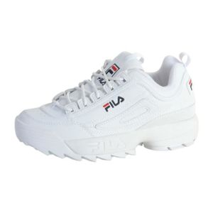 BASKET Basket Fila Disruptor Low White