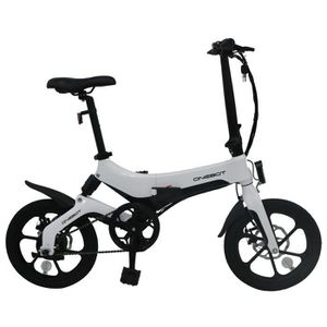 VÉLO ASSISTANCE ÉLEC ONEBOT S6 Ville E-vélo pliable Vélo Électrique vit
