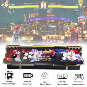 CONSOLE RÉTRO LAVENT Pandora's Box 5s 986 En 1 Arcade TV Console