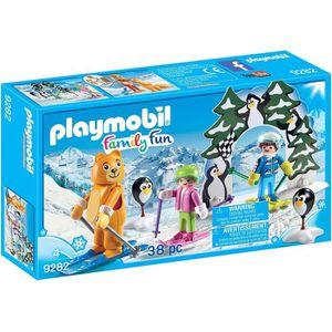 UNIVERS MINIATURE PLAYMOBIL 9282 - Family Fun - Moniteur de Ski