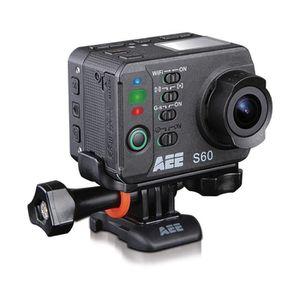 CAMÉRA SPORT PNJ   Caméra HD S60 d'AEE avec une perche et un ad