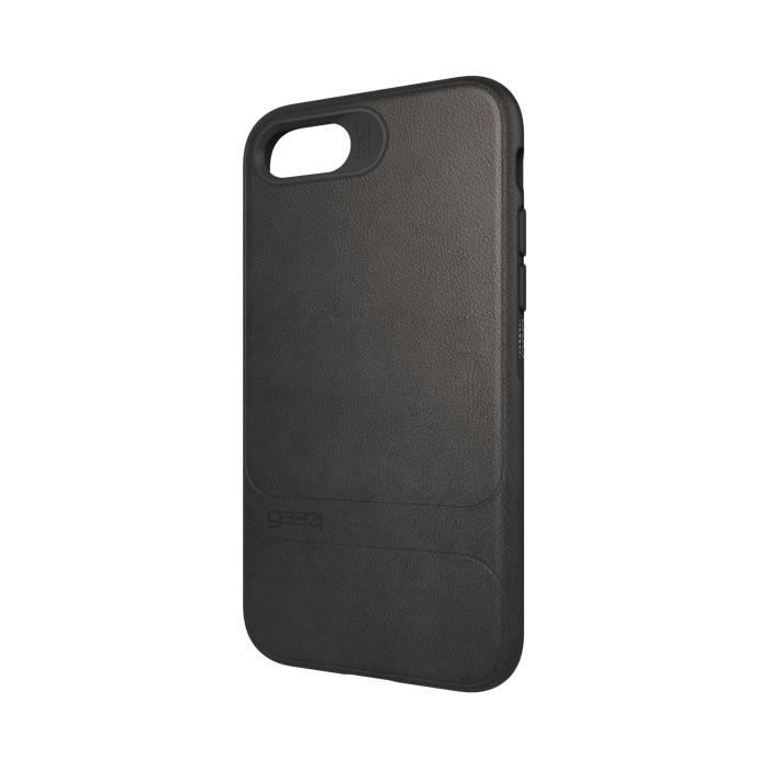 GEAR4 D3O Mayfair Coque - iPhone 7 - Noir
