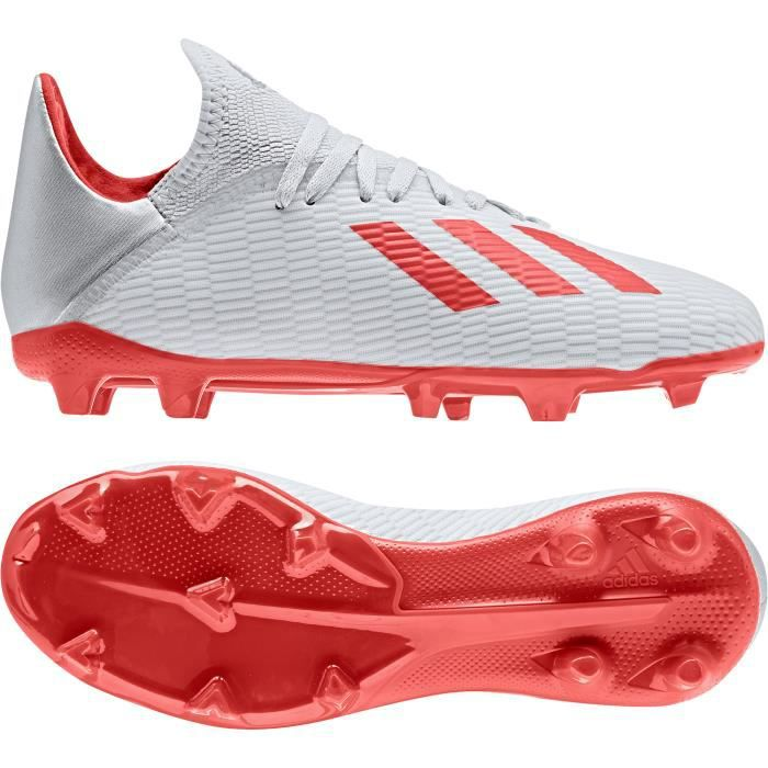 Chaussures de football junior adidas X 19.3 FG