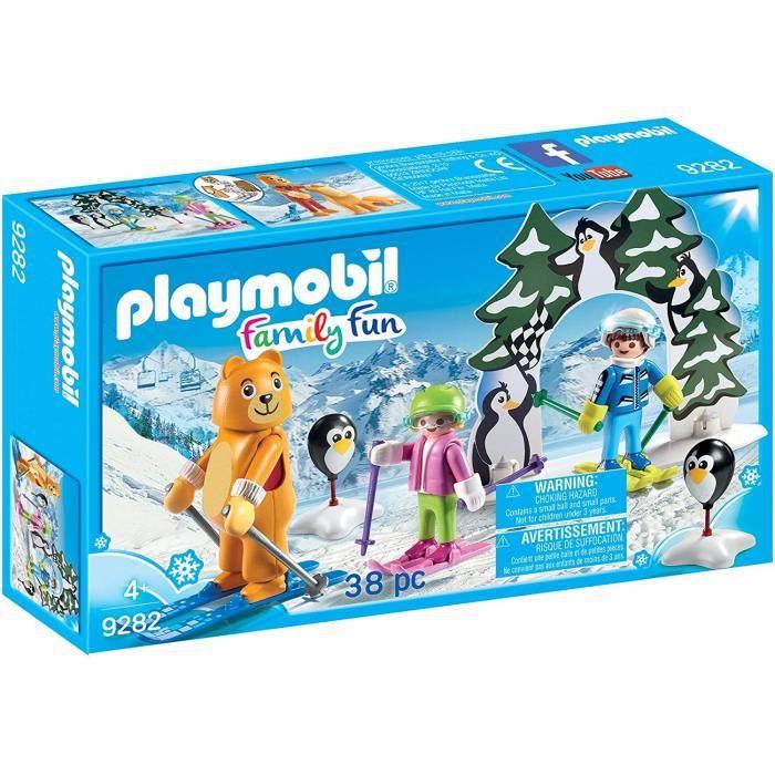 Cadeau de Noël pas cher pour enfant : playmobil