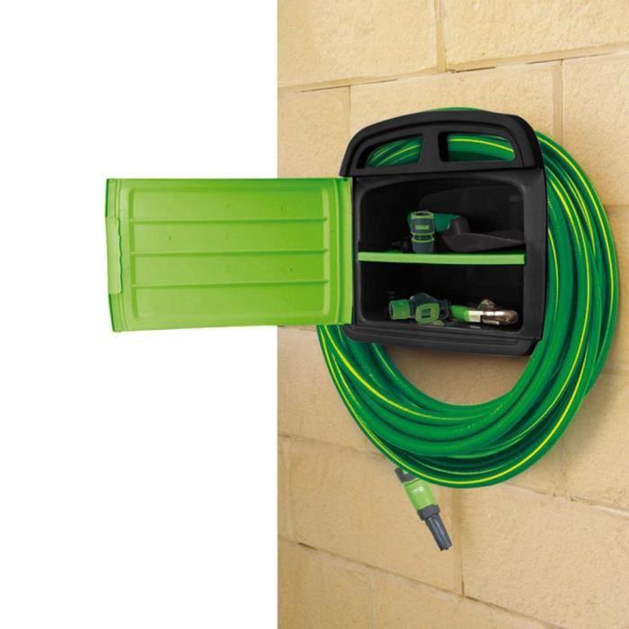 Support mural pour tuyau avec armoire de rangement - PRA-DV.9103 - RIBILAND