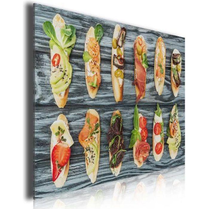 Hxa Deco Decoration Murale Pour La Cuisine Tableau Deco