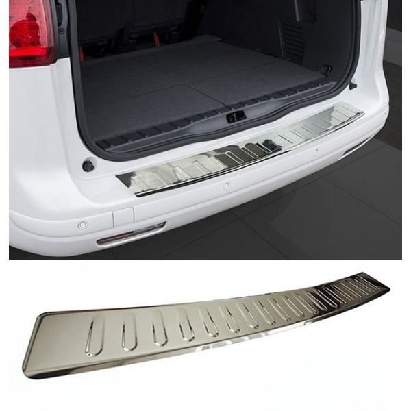 Peugeot 206 Chrome seuil de 4 porte ACIER INOXYDABLE 1998+ 206