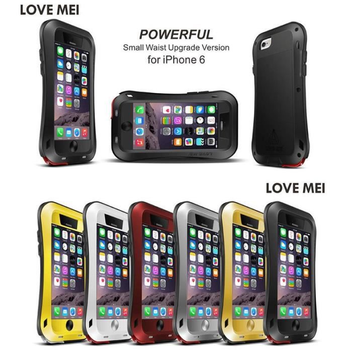 coque love mei iphone 6