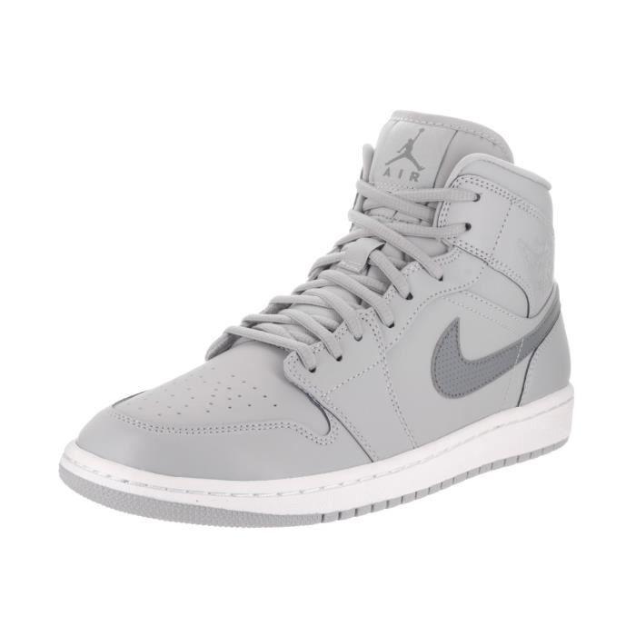 entire collection website for discount pick up Nike Air Jordan 1 Mid Chaussures de basket-ball CAJ9O - Prix pas ...