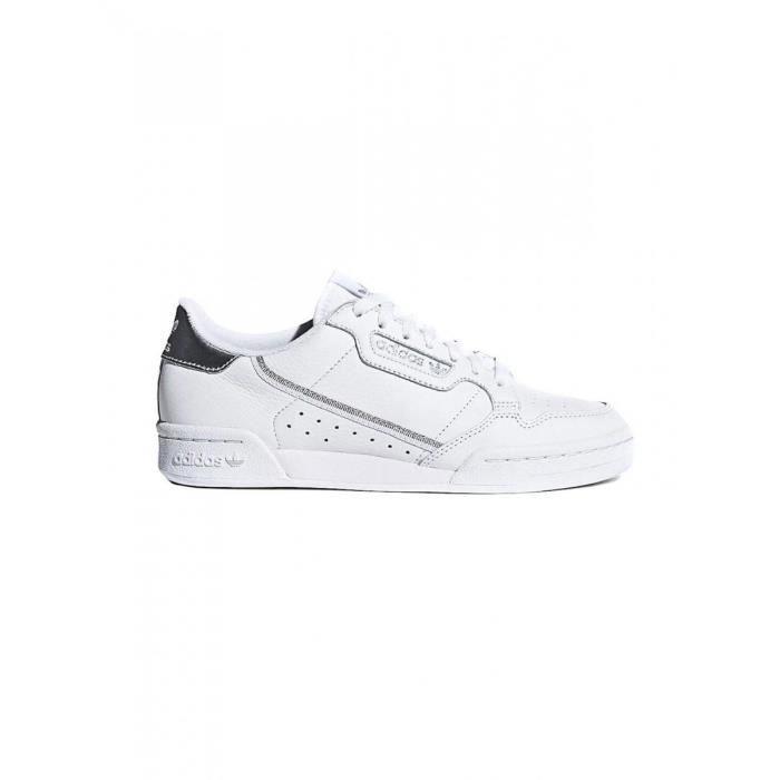 Basket Mode Adidas Originals Continental 80 W Blanc