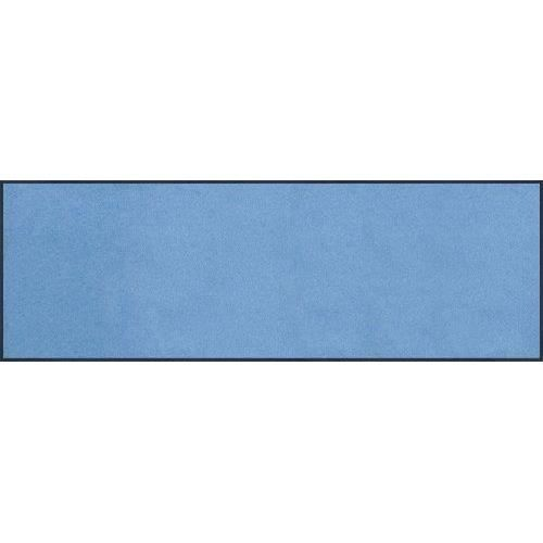 Wash dry 016823 paillasson bleu clair 60x180cm achat for Tapis cuisine wash and dry