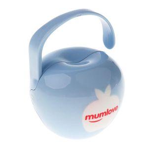 Étui protecteur de mamelon sans bpa et étui pour sucette 1-bleu