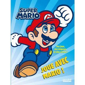 LIVRE MULTIMÉDIA Livre Joue avec Mario!