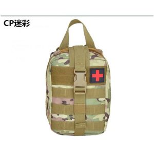 16 pièces Tan PREMIERS SECOURS Trousse chirurgicale Militaire MOLLE POUCH Survival Medical