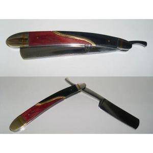 RASOIR MÉCANIQUE rasoir coupe choux bois/métal