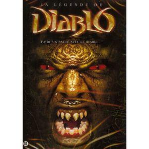 DVD FILM DVD LA LEGENDE DE DIABLO