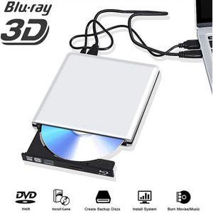 LECTEUR - GRAVEUR EXT. Blu Ray  DVD Lecteur Externe COMBO USB 3.0 Bluray