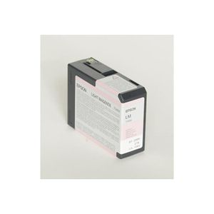 CARTOUCHE IMPRIMANTE EPSON Cartouche d'encre T5806 - Magenta clair - Ca