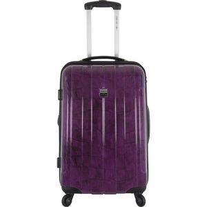 VALISE - BAGAGE FRANCE BAG Valise rigide 60 cm pour  moyen séjour
