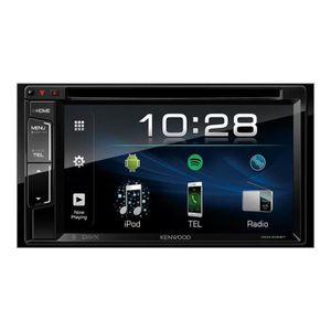 AUTORADIO KENWOOD Autoradio Multimédia 2 DIN Bluetooth - DDX