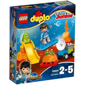 ASSEMBLAGE CONSTRUCTION LEGO® DUPLO® Miles of TomorrowLand 10824 Les Avent