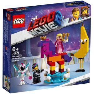 ASSEMBLAGE CONSTRUCTION LEGO® Movie 70824 La Reine Watevra Wa'Nabi - La gr