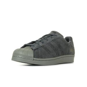 BASKET Baskets adidas Originals Superstar Junior Grey Fiv