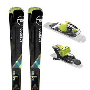 SKI ROSSIGNOL Famous 2 S Ski + Xpress W 10 B83 Fixatio