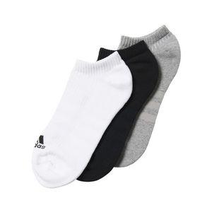CHAUSSETTES DE RUGBY Pack De 3 Paires De Chaussettes Basses Adidas 3-St