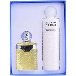 COFFRET CADEAU PARFUM Set de Parfum Femme Eau De Rochas Rochas (2 pcs)