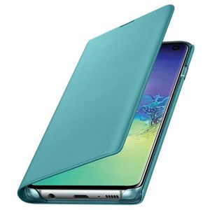 HOUSSE - ÉTUI Housse Galaxy S10 LED View Cover Original Samsung