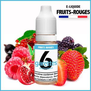 vente fruit rouge