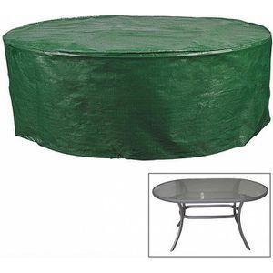 Housse de protection pour table ovale