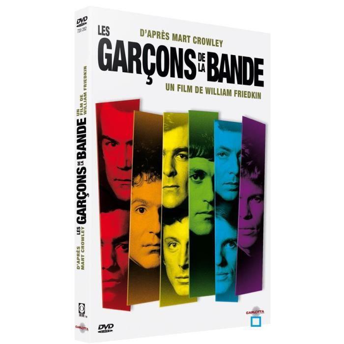 DVD Les garçons de la bande