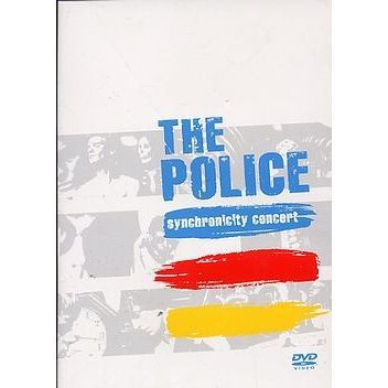 THE POLICE : Synchronicity concert