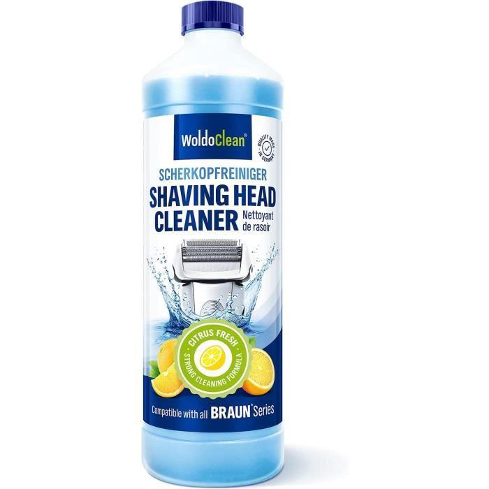 Nettoyeur de tte de rasage pour cartouche compatible avec Rasoir lectrique 1000 ml pour 5 6 recharges[64]