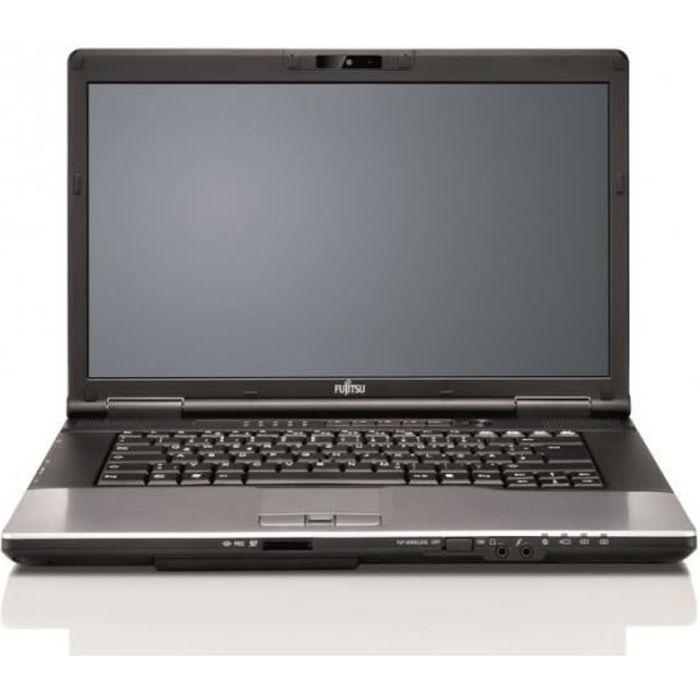 Fujitsu LifeBook E752 - 4Go - 500Go