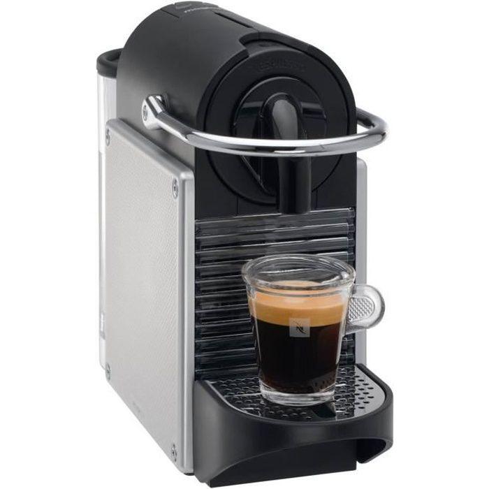 Magimix Nespresso Pixie Aluminium Electrique