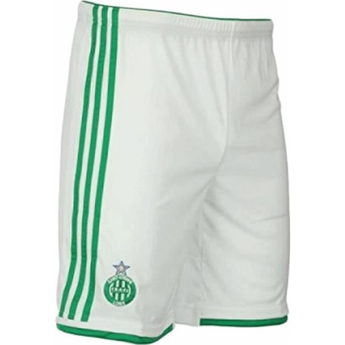 Short de SAINT ETIENNE Domicile ASSE 2014-2015 DESTOCKAGE Football