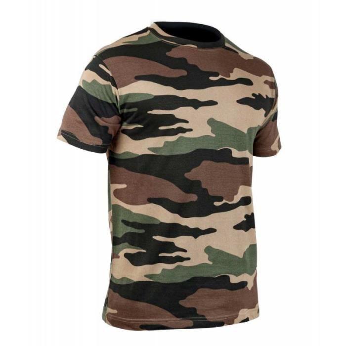 Tee shirt STRONG TOE - Camo CE