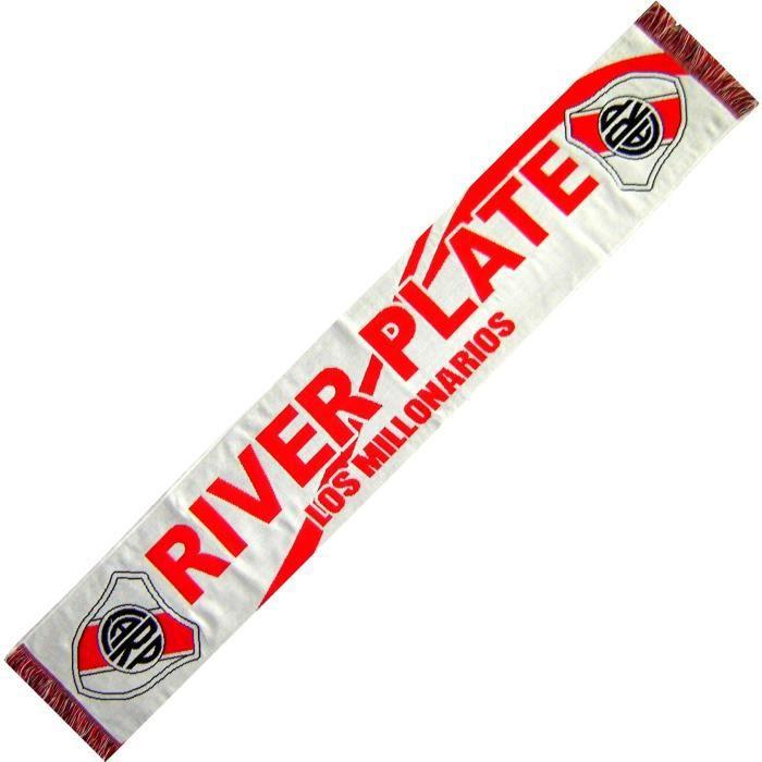 ECHARPE RIVER PLATE ARGENTINE No drapeau maillot fanion casquette ...