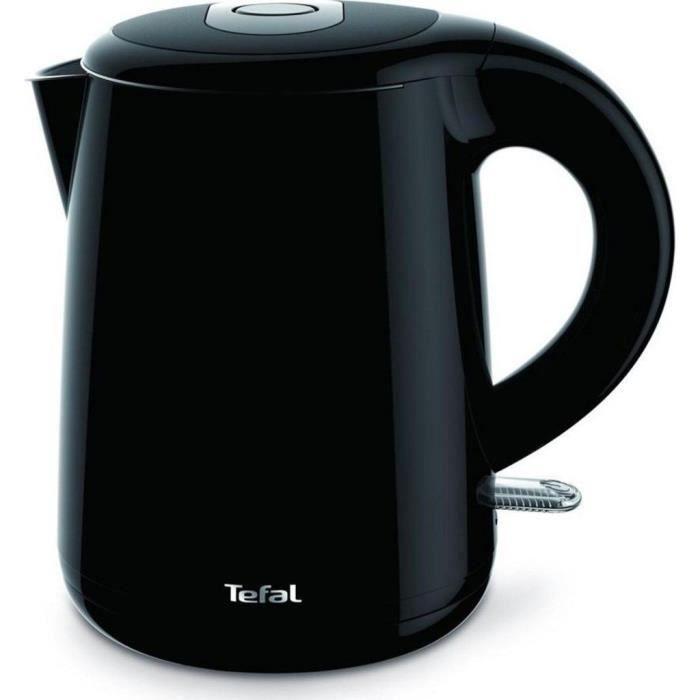 Tefal Bouilloire Safe'tea Noir 1800W 1L KO261810